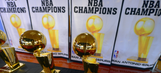 Who has raised the most NBA championship banners?