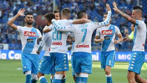 Napoli: $379 million