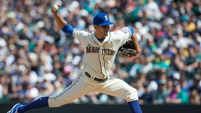 Tampa Bay Rays acquire reliever Steve Cishek from Seattle Mariners