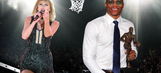 WATCH: Taylor Swift congratulates 'amazing' MVP Russell Westbrook