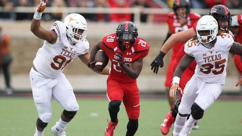 Texas Tech at Texas