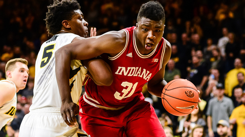 Thomas Bryant | Utah Jazz | College: Indiana