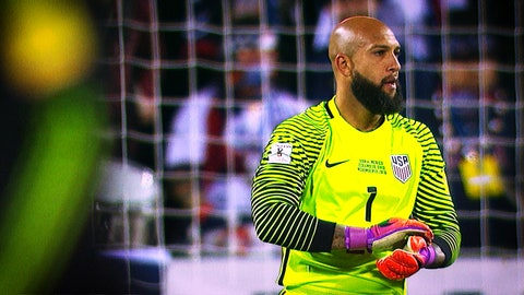 GK: Tim Howard