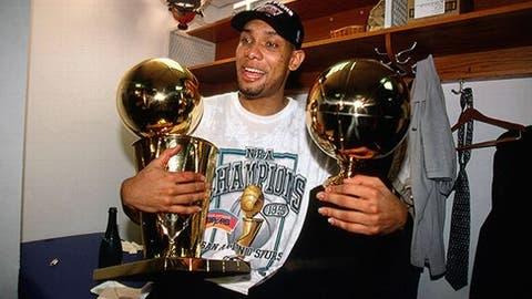 1999 San Antonio Spurs (37-13, 15-2)