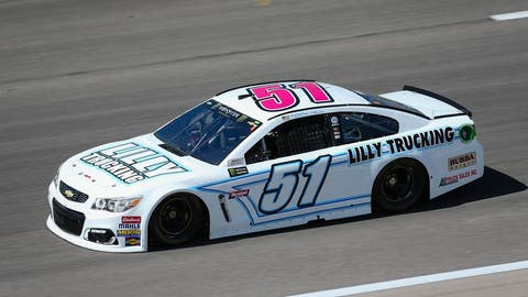 Josh Bilicki, No. 51 Rick Ware Racing