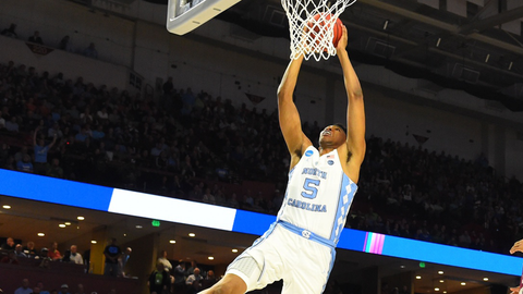 Tony Bradley | Los Angeles Lakers | College: North Carolina