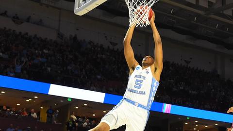 Tony Bradley | Los Angeles Lakers | College: North Carolina