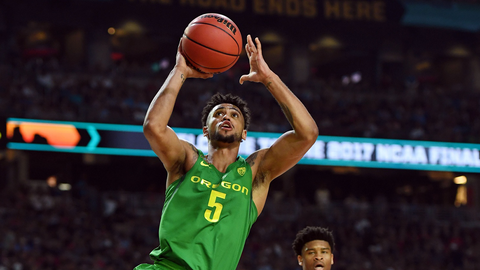 Tyler Dorsey | Atlanta Hawks | College: Oregon