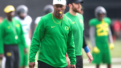 Willie Taggart, Oregon