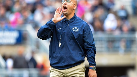 Penn State Nittany Lions: 20/1