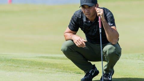 Slow golfers