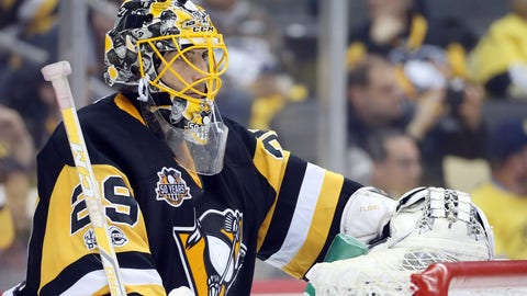 Marc-Andre Fleury, Pittsburgh