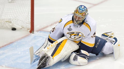 The goaltending can't be as bad … right?