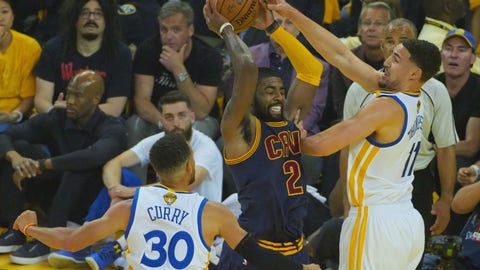 Overreaction No. 1: Kyrie Irving isn't an elite point guard