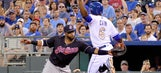 Indians' bats can't back Tomlin in 4-0 loss to Royals