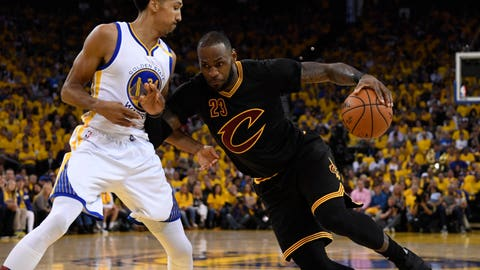 Game 3 could be a turning point for LeBron's legacy