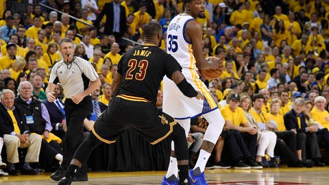 Kevin Durant has made the Warriors incredibly dangerous