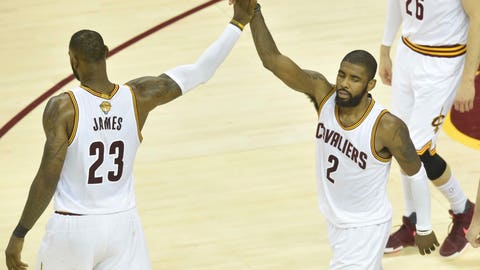 If LeBron is a Mount Rushmore player, the Cavs would have won Game 3