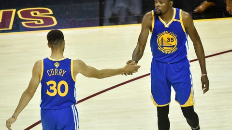 The Cavs can't afford to let the Warriors launch threes