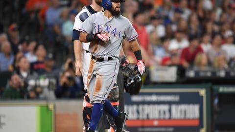 MLB: Texas Rangers at Houston Astros