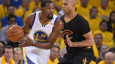 Golden State is poised to three-peat