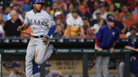 MLB: Texas Rangers at Houston Astros