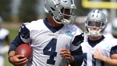 NFL players are already ranking Dak Prescott ahead of elite, proven, accomplished QBs
