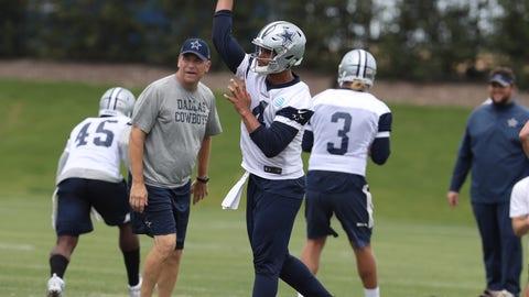 NFL: Dallas Cowboys Minicamp