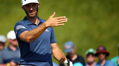 Paul Azinger: Dustin Johnson has learned how to approach the game mentally
