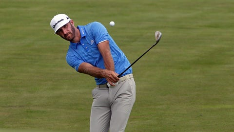 Dustin Johnson can start to fill the void left by Tiger Woods