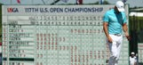 Fore! World's best golfers make the wrong kind of history on shock U.S. Open leaderboard
