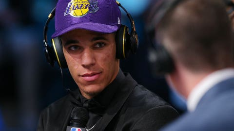 Lonzo Ball's upbringing may have molded him into the perfect Lakers point guard