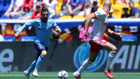 David Villa is the best player in MLS right now