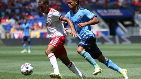 NYCFC's young midfield starlet out-played the Red Bulls'