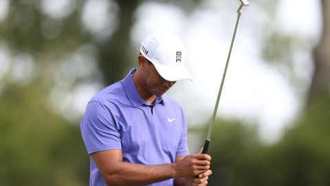 Tiger is lucky his accident didn't end in tragedy