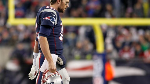 Tom Brady is not even the greatest athlete to ever play football