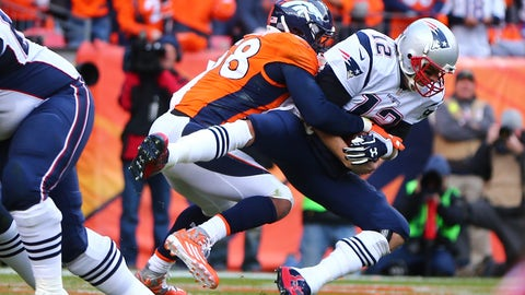 Tom Brady is a phenomenal quarterback, but in terms of athleticism this isn't even close