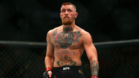 McGregor will win by knockout