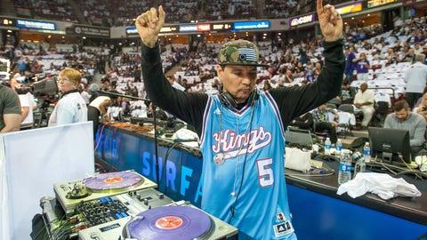 Music at NBA games