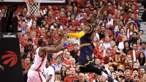 You can't be the 'greatest athlete' if you only do one thing