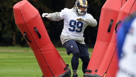Ray Lewis: Aaron Donald is the type of player that wins you a championship