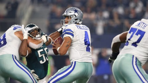 Prescott still has much to prove
