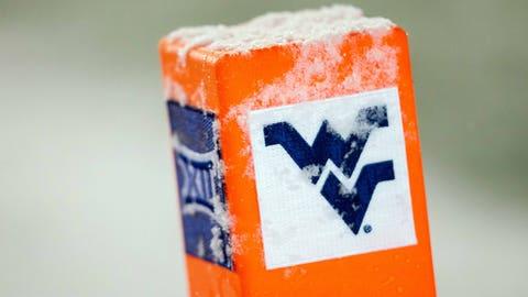 West Virginia Mountaineers: 60/1