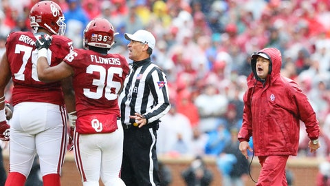 Stoops hopes Oklahoma can flourish the way Florida State did after a transition