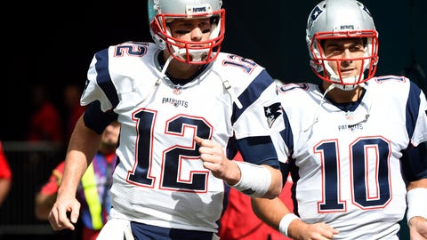 Belichick and Brady are on a collision course