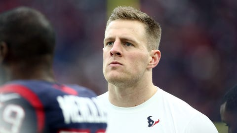 Ray Lewis: J.J. Watt needs to prove he's still the same player