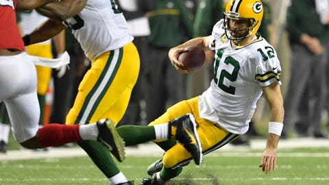 Rodgers just caused an uproar in Green Bay