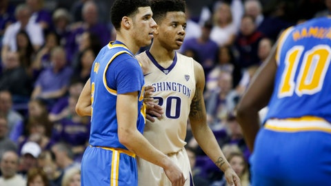 Boston should take Lonzo Ball with the first pick