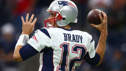 Brady's job is much tougher than LeBron's