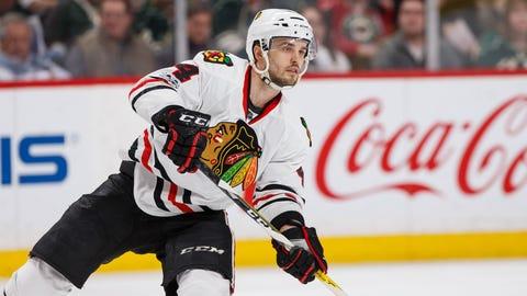 Blackhawks trade Niklas Hjalmarsson to Arizona